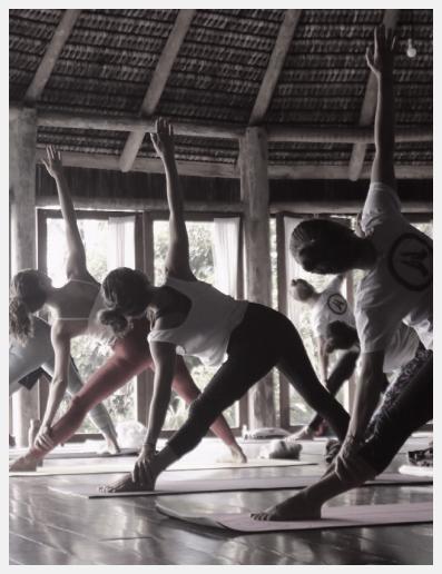 Caminho na Yoga